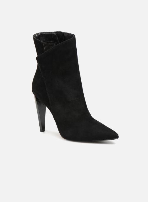 Bottines et boots Guess OPALL Noir vue détail/paire