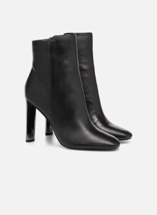 Boots en enkellaarsjes Guess KITTY Zwart 3/4'