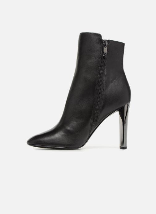 Boots en enkellaarsjes Guess KITTY Zwart voorkant