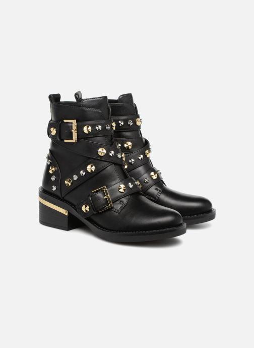 Boots en enkellaarsjes Guess FANCEY Zwart 3/4'