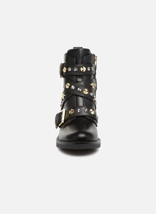 Boots en enkellaarsjes Guess FANCEY Zwart model