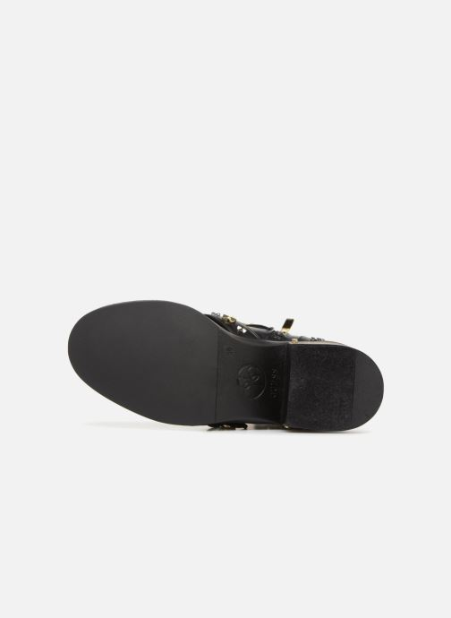 Boots en enkellaarsjes Guess FANCEY Zwart boven