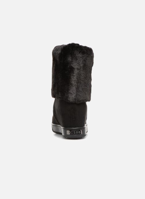 Bottines et boots Guess FAMOUZ Noir vue droite