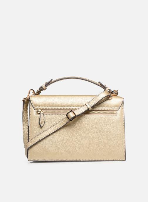 Handbags Mac Douglas Joyau Romy M Bronze and Gold front view