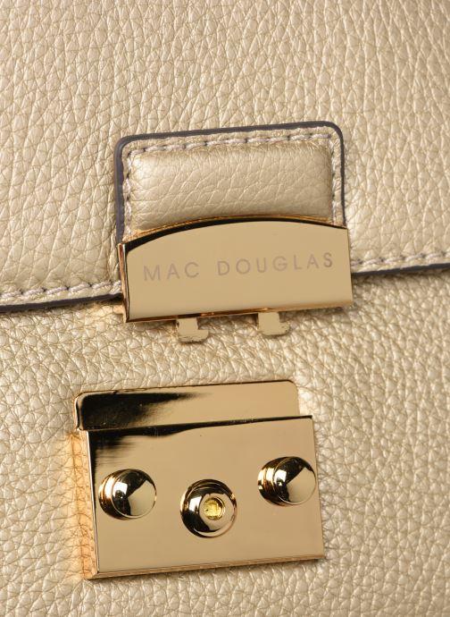Bolsos de mano Mac Douglas Joyau Romy M Oro y bronce vista lateral izquierda