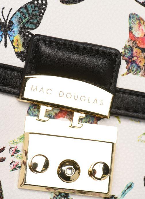Handtaschen Mac Douglas Joyau Paloma M weiß ansicht von links
