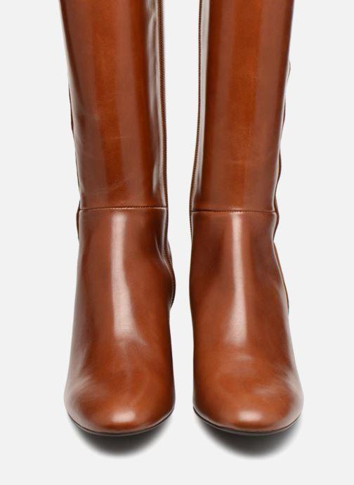 Stiefel Made by SARENZA Toundra girl Bottes #1 braun schuhe getragen