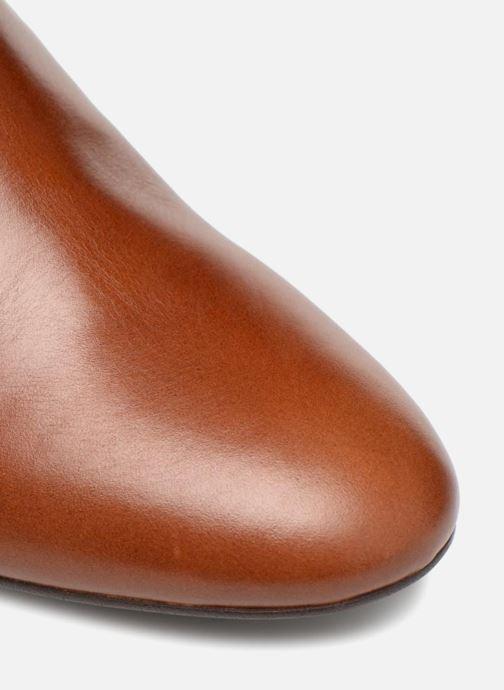Stiefel Made by SARENZA Toundra girl Bottes #1 braun ansicht von links