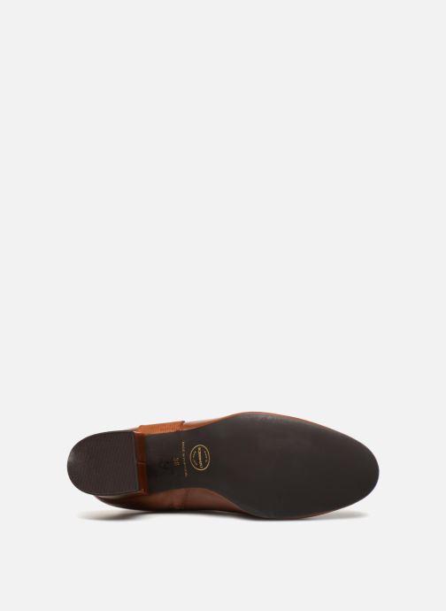 Stiefel Made by SARENZA Toundra girl Bottes #1 braun ansicht von oben
