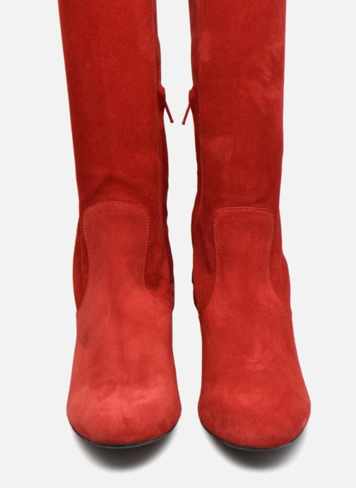 Boots & wellies Made by SARENZA Toundra girl Bottes #3 Red model view