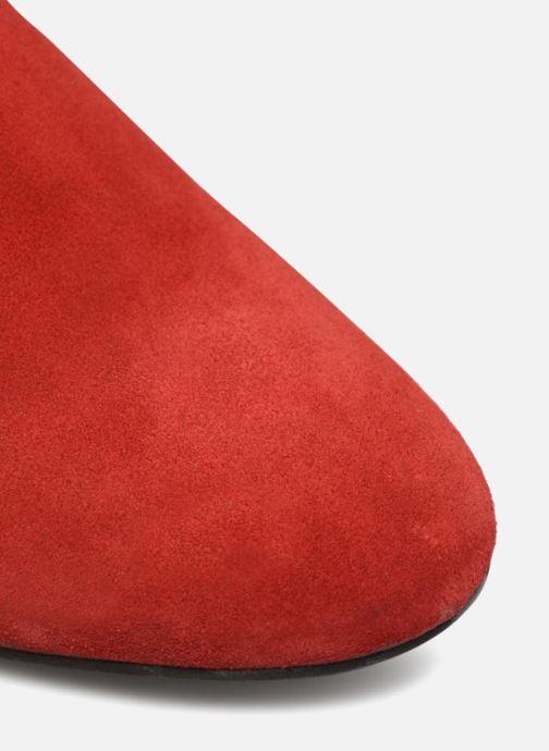 Bottes Made by SARENZA Toundra girl Bottes #3 Rouge vue gauche