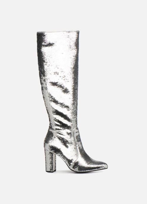 80's Disco Girl Bottes #3 - Argent