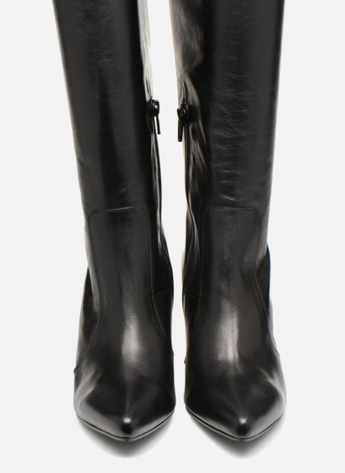 Bottes Made by SARENZA 80's Disco Girl Bottes #3 Noir vue portées chaussures