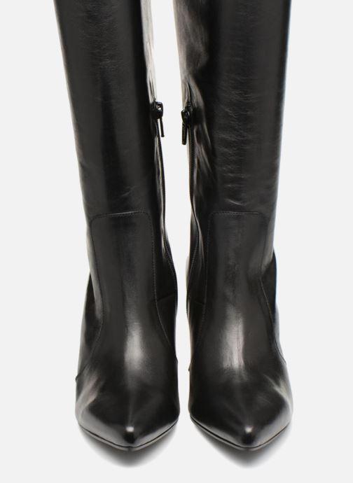 Stiefel Made by SARENZA 80's Disco Girl Bottes #3 schwarz schuhe getragen