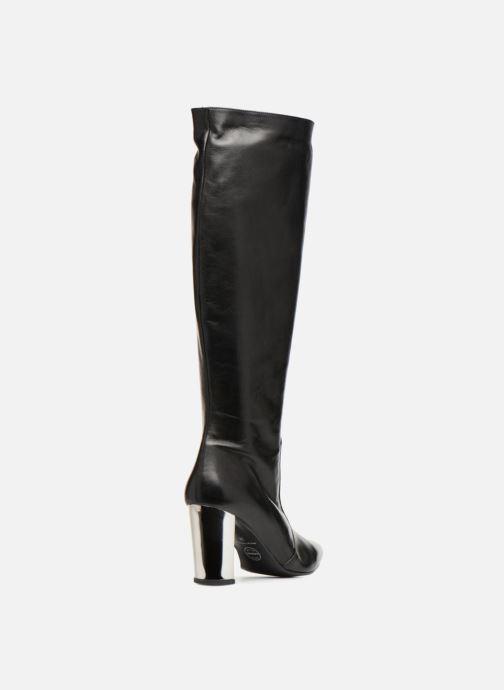Stiefel Made by SARENZA 80's Disco Girl Bottes #3 schwarz ansicht von vorne