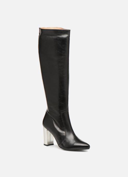Stiefel Made by SARENZA 80's Disco Girl Bottes #3 schwarz ansicht von rechts