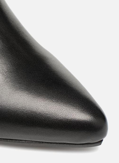 Stiefel Made by SARENZA 80's Disco Girl Bottes #3 schwarz ansicht von links