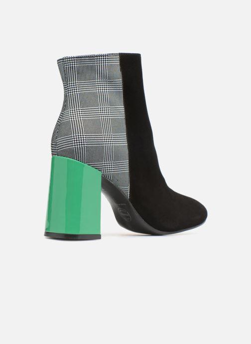 Stivaletti e tronchetti Made by SARENZA Pastel Affair Boots #1 Multicolore immagine frontale