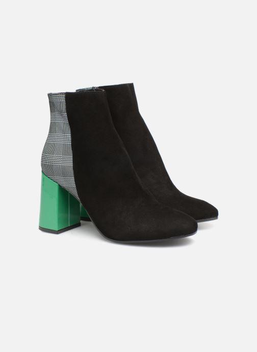 Bottines et boots Made by SARENZA Pastel Affair Boots #1 Multicolore vue derrière