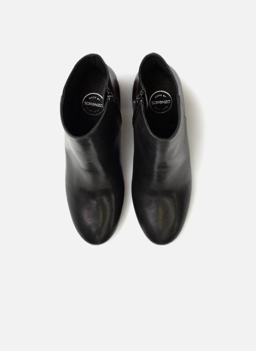 Stivaletti e tronchetti Made by SARENZA Pastel Affair Boots #1 Nero modello indossato