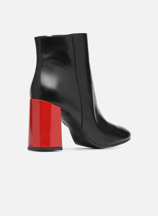 Stivaletti e tronchetti Made by SARENZA Pastel Affair Boots #1 Nero immagine frontale