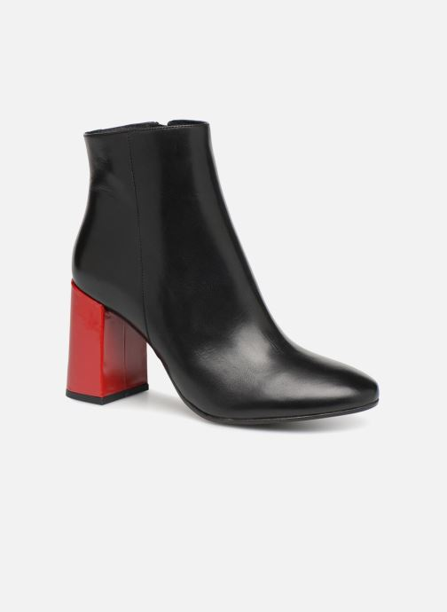 Botines  Made by SARENZA Pastel Affair Boots #1 Negro vista lateral derecha