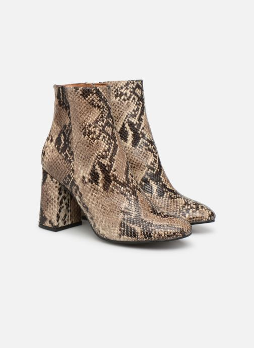 Botines  Made by SARENZA Pastel Affair Boots #1 Multicolor vistra trasera