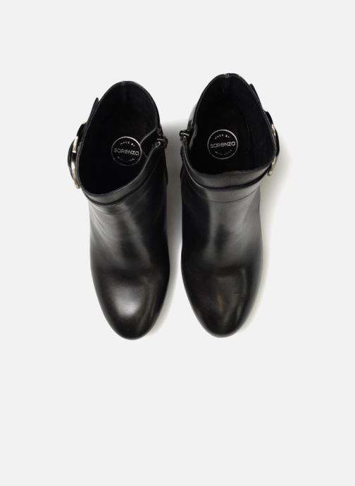 Bottines et boots Made by SARENZA Busy Girl Bottines à Talons #6 Noir vue portées chaussures