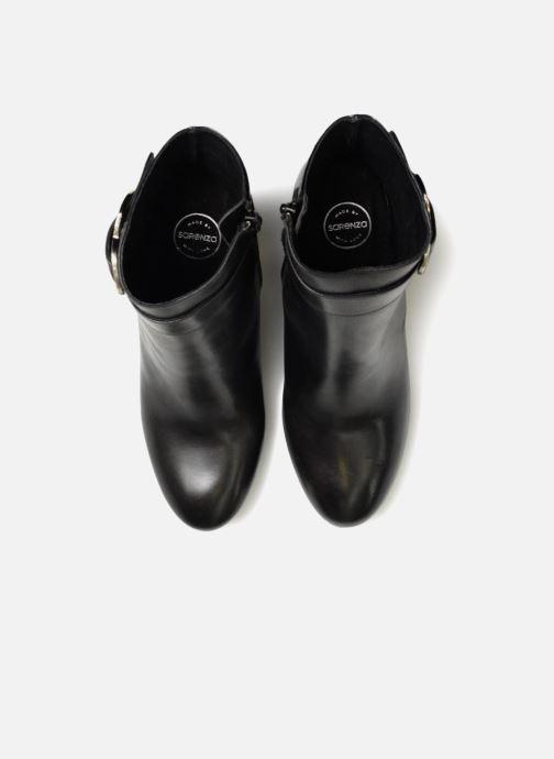 Stiefeletten & Boots Made by SARENZA Busy Girl Bottines à Talons #6 schwarz schuhe getragen