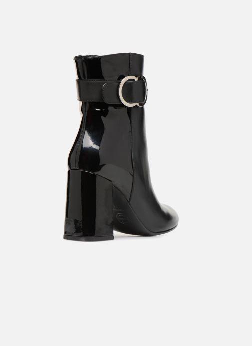 Boots en enkellaarsjes Made by SARENZA Busy Girl Bottines à Talons #6 Zwart voorkant