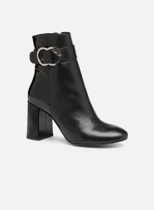 Bottines et boots Made by SARENZA Busy Girl Bottines à Talons #6 Noir vue droite