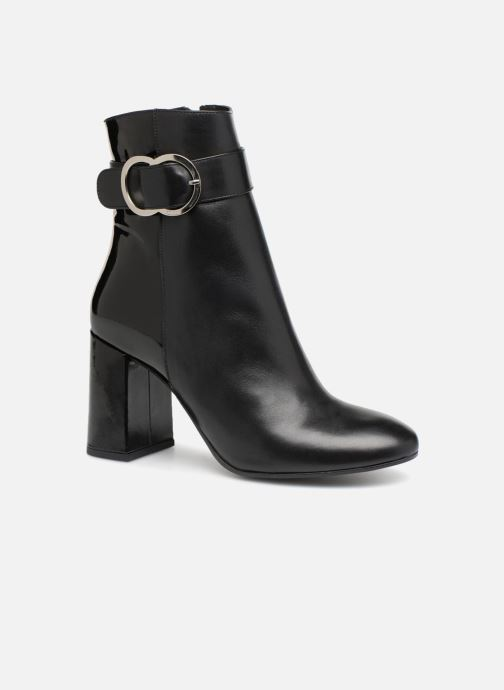 Stiefeletten & Boots Made by SARENZA Busy Girl Bottines à Talons #6 schwarz ansicht von rechts
