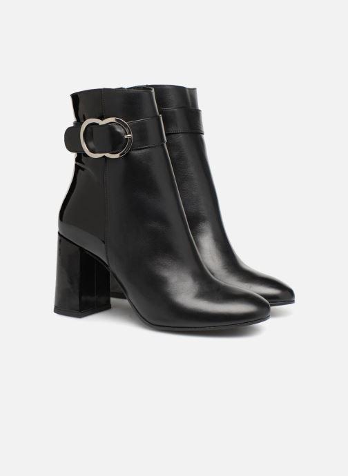 Boots en enkellaarsjes Made by SARENZA Busy Girl Bottines à Talons #6 Zwart achterkant