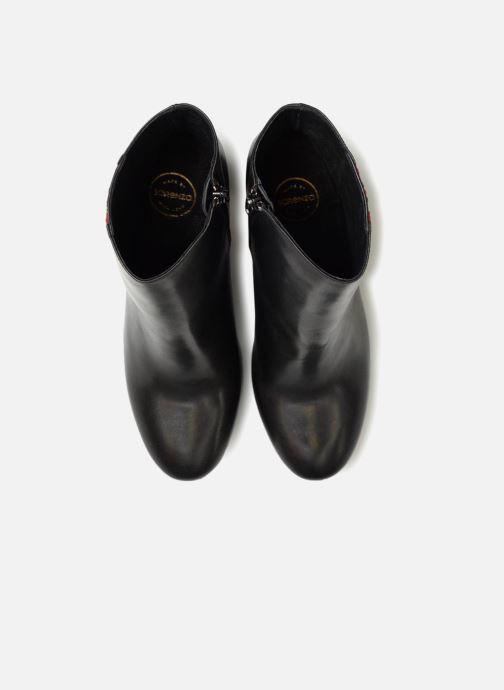 Bottines et boots Made by SARENZA Busy Girl Bottines à Talons #8 Noir vue portées chaussures