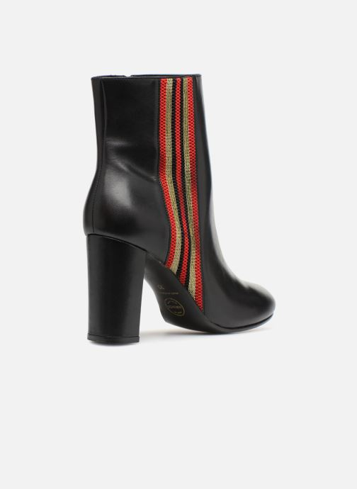 Bottines et boots Made by SARENZA Busy Girl Bottines à Talons #8 Noir vue face