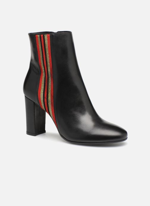 Bottines et boots Made by SARENZA Busy Girl Bottines à Talons #8 Noir vue droite