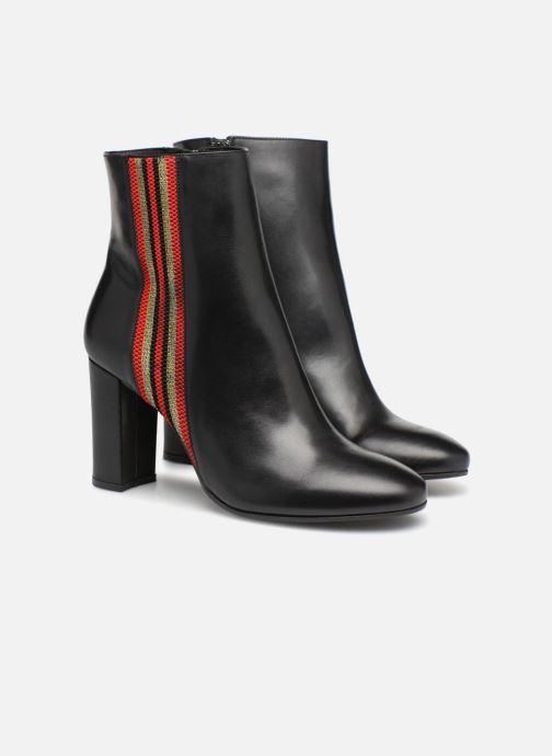 Stiefeletten & Boots Made by SARENZA Busy Girl Bottines à Talons #8 schwarz ansicht von hinten