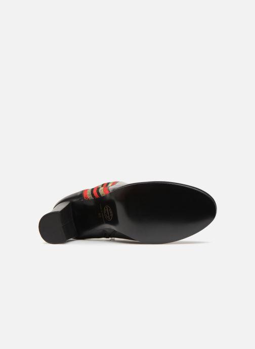 Stiefeletten & Boots Made by SARENZA Busy Girl Bottines à Talons #8 schwarz ansicht von oben