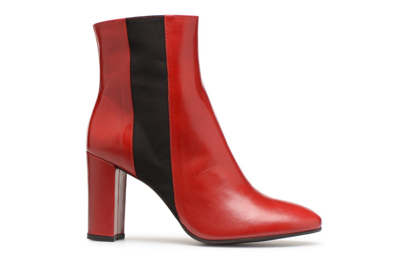 Bottines et boots Made by SARENZA Busy Girl Bottines à Talons #8 Rouge vue détail/paire