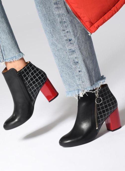 Bottines et boots Made by SARENZA Pastel Affair Boots #3 Multicolore vue bas / vue portée sac