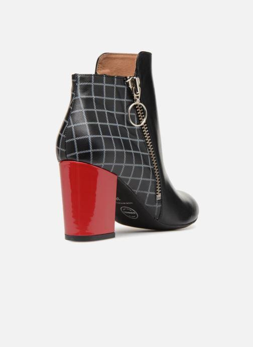 Bottines et boots Made by SARENZA Pastel Affair Boots #3 Multicolore vue face