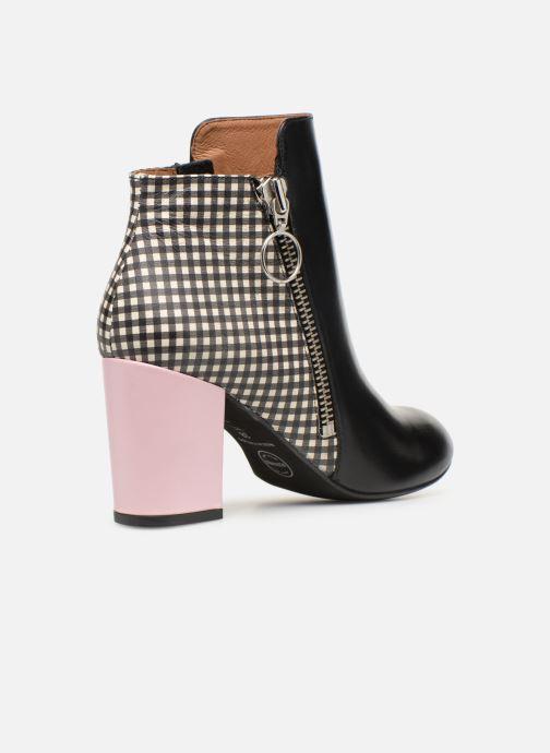 Botines  Made by SARENZA Pastel Affair Boots #3 Multicolor vista de frente
