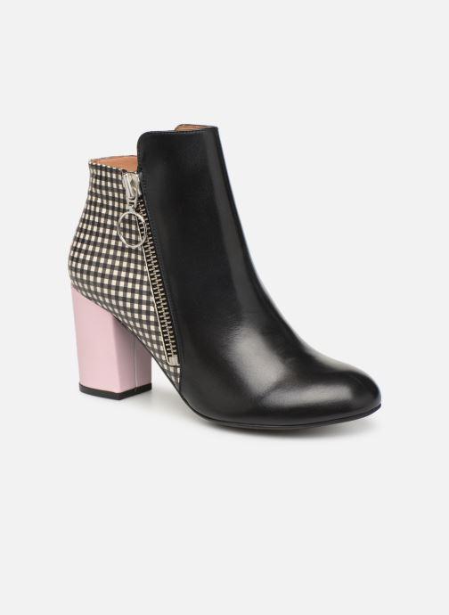 Botines  Made by SARENZA Pastel Affair Boots #3 Multicolor vista lateral derecha