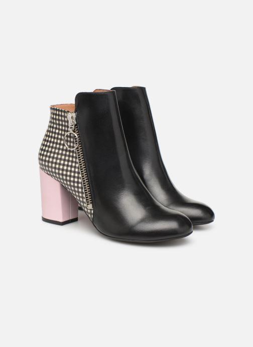 Botines  Made by SARENZA Pastel Affair Boots #3 Multicolor vistra trasera