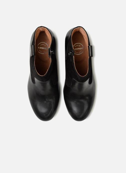 Stiefeletten & Boots Made by SARENZA Toundra Girl Bottines à Talons #2 schwarz schuhe getragen