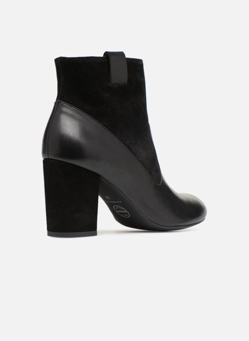 Stiefeletten & Boots Made by SARENZA Toundra Girl Bottines à Talons #2 schwarz ansicht von vorne