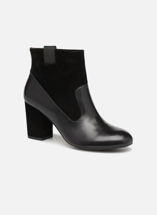 Stiefeletten & Boots Made by SARENZA Toundra Girl Bottines à Talons #2 schwarz ansicht von rechts