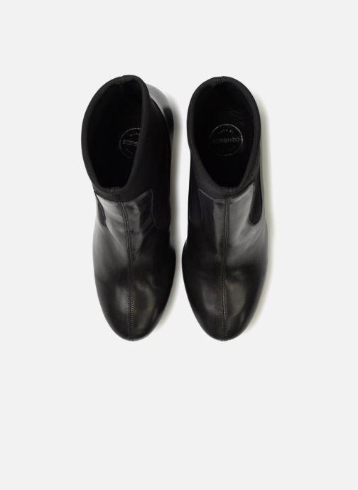 Stiefeletten & Boots Made by SARENZA Busy Girl Bottines à Talons #9 schwarz schuhe getragen