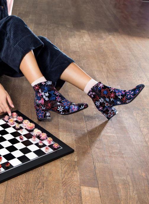 Boots en enkellaarsjes Made by SARENZA Toundra Girl Bottines à Talons #8 Multicolor onder