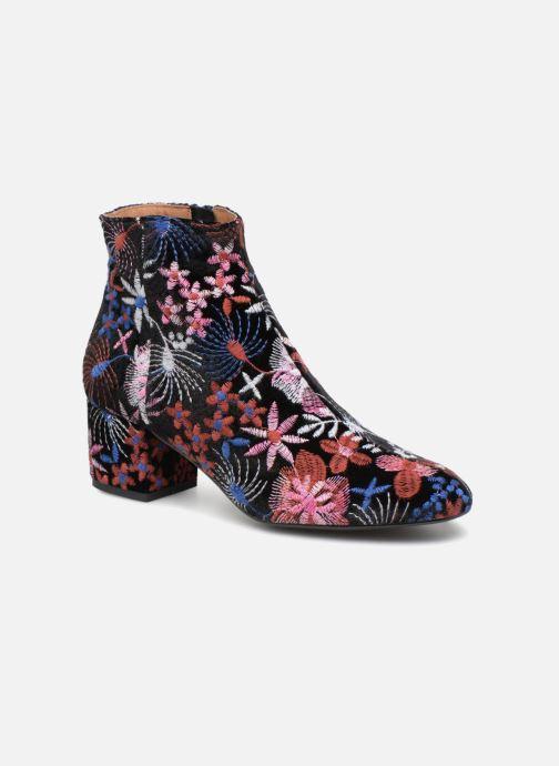 Boots en enkellaarsjes Made by SARENZA Toundra Girl Bottines à Talons #8 Multicolor rechts
